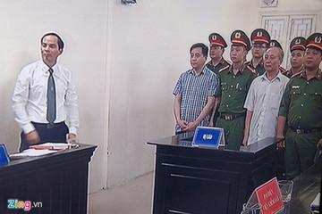 Vũ 'nhôm' lĩnh án 9 năm tù