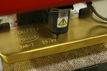 Nga dự trữ 2.000 tấn vàng, gần đạt đỉnh năm 1941