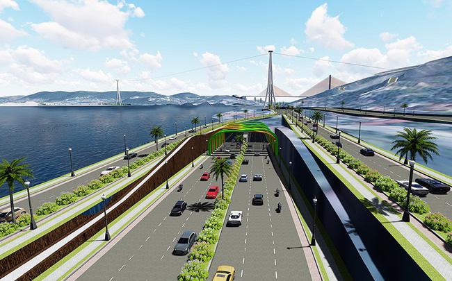 Quảng Ninh sẽ làm hầm đường bộ vượt eo biển Cửa Lục đưa Hạ Long thành trung tâm du lịch mang tầm quốc tế