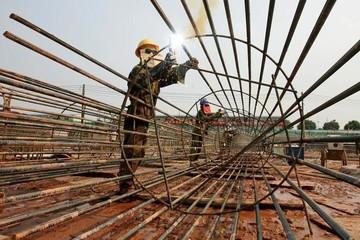 Giá thép Trung Quốc tháng 7 tăng mạnh nhất 8 tháng