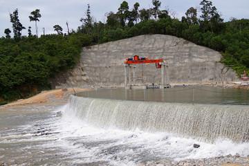 Đạt Phương phát điện nhà máy thủy điện Sơn Trà 1A