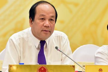 Bộ trưởng Mai Tiến Dũng: Giá vật liệu xây dựng gây sức ép lên chỉ số giá tiêu dùng