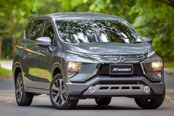 Mitsubishi Xpander giá gần 650 triệu đồng sắp ra mắt tại Việt Nam