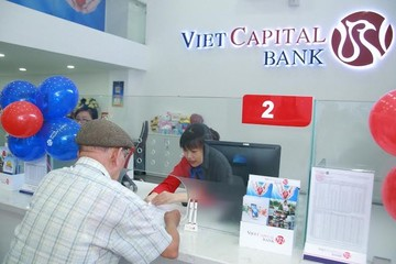 Trích dự phòng gấp 6,5 lần cùng kỳ, VietCapital Bank lỗ 33 tỷ đồng trong quý II