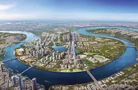 """TP HCM """"thúc"""" dự án Khu đô thị mới Thủ Thiêm"""