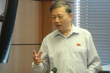 Bộ trưởng Công an sắp trả lời chất vấn về tội phạm kinh tế, chức vụ