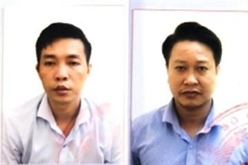 Bắt tạm giam 2 cán bộ vụ gian lận điểm thi tại Hòa Bình