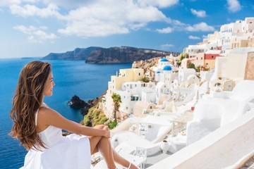 Đi Hy Lạp, đừng đến Santorini