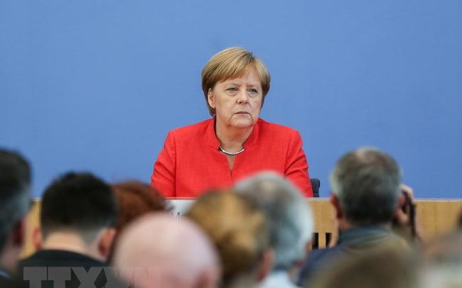 Truyền thông Đức đưa tin Thủ tướng Merkel đột nhiên 'biến mất'