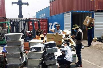 2 nước đứng đầu danh sách xuất khẩu phế liệu vào Việt Nam