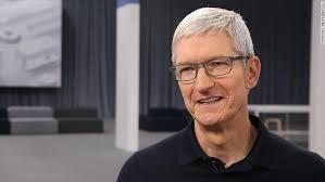 Thông điệp Tim Cook gửi nhân viên sau khi Apple đạt vốn hoá 1000 tỷ USD