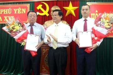 Thứ trưởng Bộ Khoa học & Công nghệ làm Phó bí thư Phú Yên