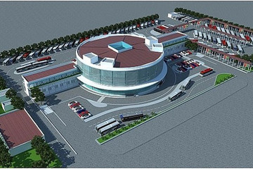 Hà Nội phê duyệt quy hoạch Bến xe khách Yên Sở