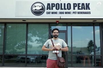 Kiếm hơn nửa triệu USD nhờ bán rượu bia cho chó mèo