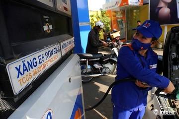 Tiếp tục giữ giá xăng, tăng nhẹ giá dầu