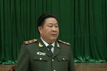 Thứ trưởng công an Bùi Văn Thành bị cách chức