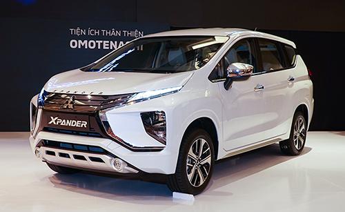 Mitsubishi Xpander - xe cho gia đình trẻ giá từ 550 triệu