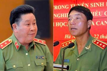 Chủ tịch nước giáng hàm ông Bùi Văn Thành và Trần Việt Tân