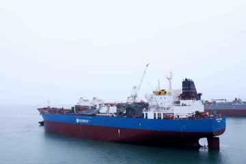 Hyundai Vinashin bàn giao 6 tàu trọng tải lớn thu hơn 200 triệu USD
