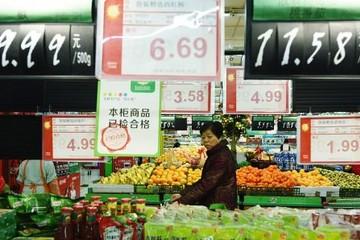Lạm phát Trung Quốc tăng vượt dự đoán