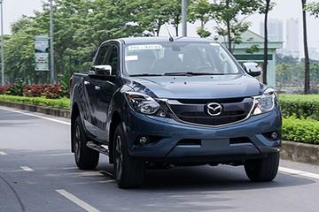 Mazda BT-50 mới thêm trang bị, giá từ 655 triệu đồng
