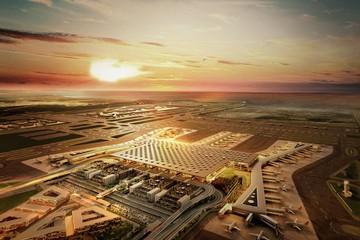 Thổ Nhĩ Kỳ sắp có sân bay đông khách nhất thế giới