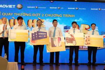 Bảo Việt huy động hơn 2.000 tỷ đồng qua chương trình