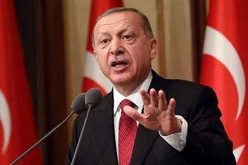 Tổng thống Erdogan: Thổ Nhĩ Kỳ sẽ không quỳ gối