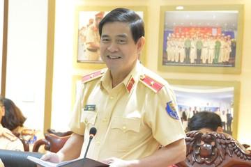 Bộ Công an bổ nhiệm Cục trưởng Cục Cảnh sát giao thông mới