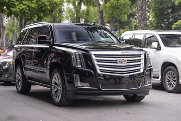 'Khủng long' Cadillac Escalade 2019 giá hơn 10 tỷ tại Việt Nam