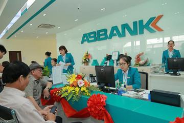 ABBank báo lãi gấp 2,3 lần cùng kỳ nhờ hoạt động mua bán chứng khoán