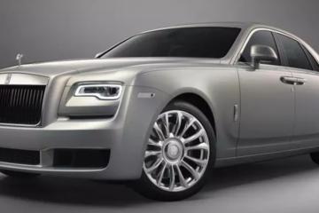 Rolls-Royce ra mắt 35 xe Silver Ghost kỷ niệm di sản thế kỷ