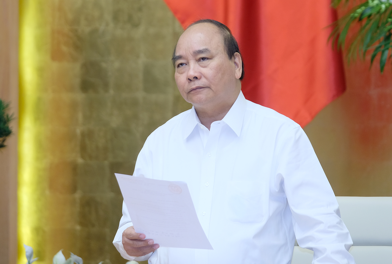 Thủ tướng: Không ôm đồm, tạo điều kiện cho địa phương giải ngân đầu tư công