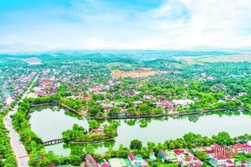 Hà Tĩnh đầu tư 30,7 triệu USD cải thiện hạ tầng đô thị Hương Khê