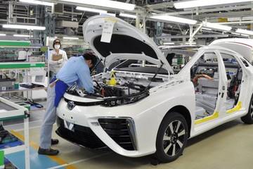 Ôtô lắp ráp tăng đột biến, VAMA vẫn kêu khó đáp ứng yêu cầu Nghị định 116