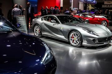 Ferrari có thể lãi trung bình 80.000 USD mỗi siêu xe bán ra