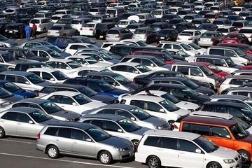 Ôtô nhập khẩu nguyên chiếc tăng mạnh cả về số lượng và giá trị