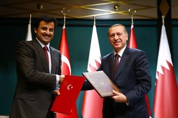 Thổ Nhĩ Kỳ và Qatar ký thỏa thuận hoán đổi tiền tệ