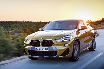 BMW X2 ra mắt tại Việt Nam trong tháng 9
