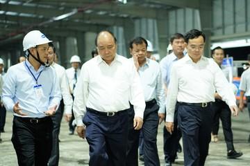 Thủ tướng thăm nhà máy trái cây 1.780 tỷ đồng ở Tây Ninh
