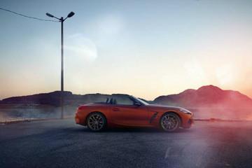 BMW Z4 2019 - xe thể thao mới cạnh tranh Audi TT