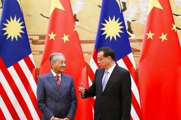 Malaysia hủy bỏ các dự án nhiều tỷ USD do Trung Quốc tài trợ