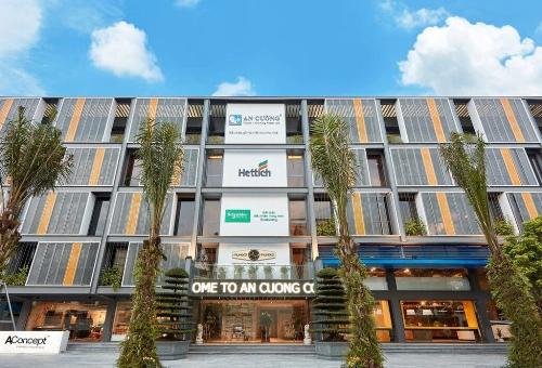 An Cường khai trương showroom 3.500 m2 tại trung tâm Hà Nội