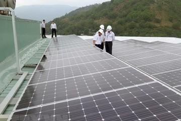 Nhìn lại 1 năm phát triển điện Mặt Trời tại Việt Nam