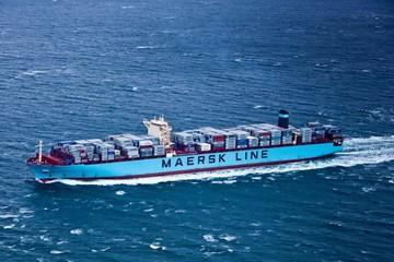 Maersk Line sắp mở tuyến vận tải container gần Bắc Cực