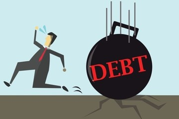 Bức tranh nợ vay của doanh nghiệp niêm yết nửa đầu năm