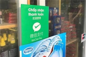 Đề nghị khẩn cấp chặn khách Trung Quốc thanh toán chui