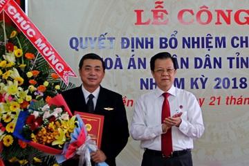Thay đổi nhân sự tại tòa án nhân dân các tỉnh