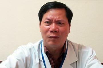 Nguyên giám đốc Bệnh viện đa khoa Hoà Bình bị khởi tố