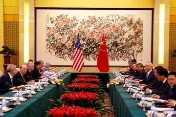 Mỹ, Trung Quốc kết thúc đàm phán, không có đột phá